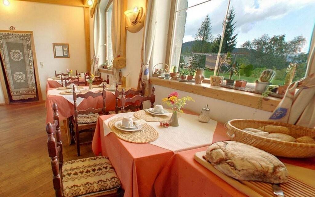 Vychutnejte si vynikající kuchyni v restauraci s výhledem