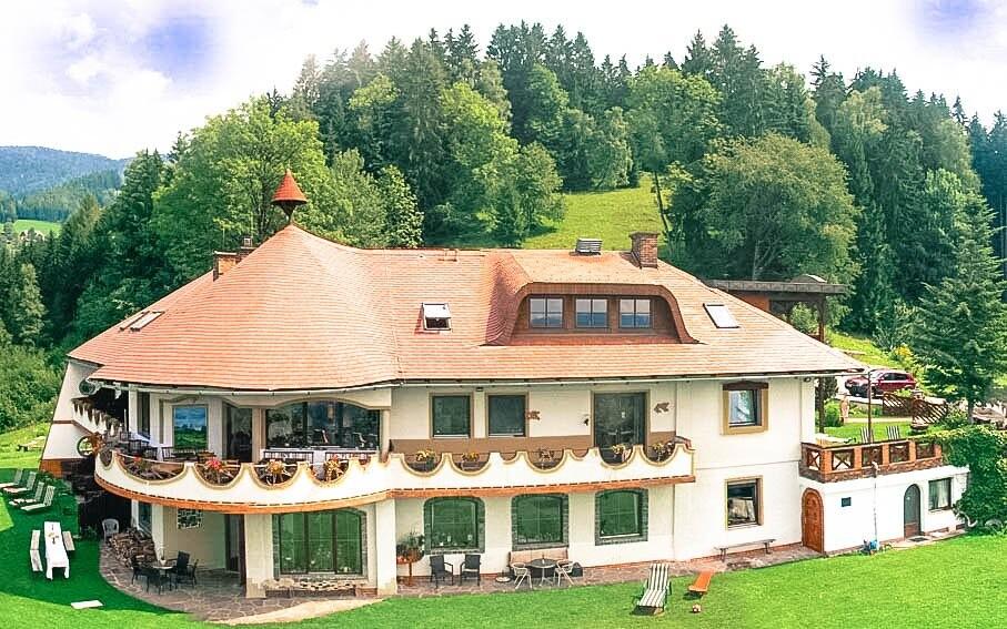 Korutánsko v ekologickom Hoteli Biolandhaus Arche ***