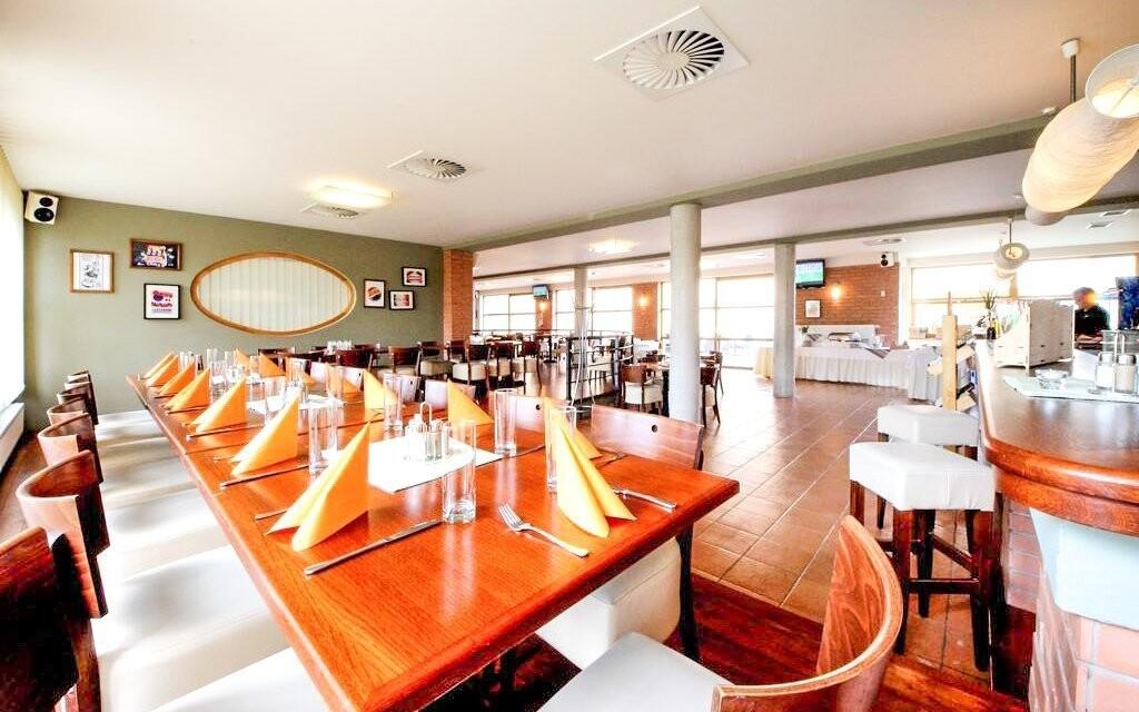 V hotelovej reštaurácii na vás čaká bohatá polpenzia