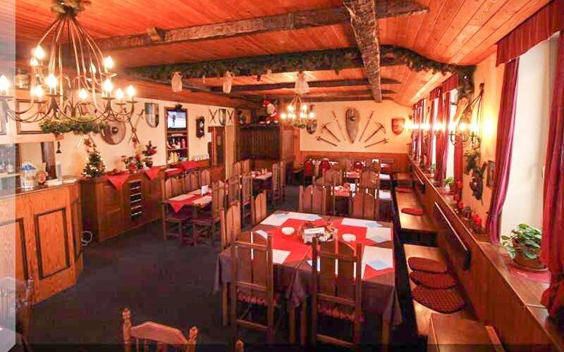 Restaurace Excalibur je stylově zařízená