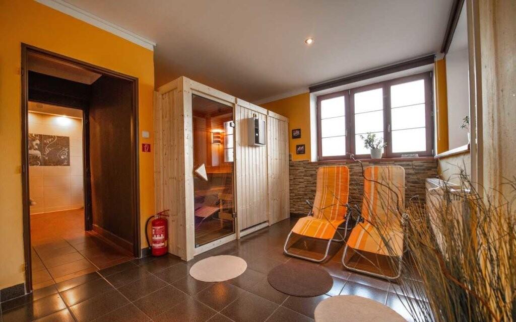 Využijte vstup do sauny na 90 minut