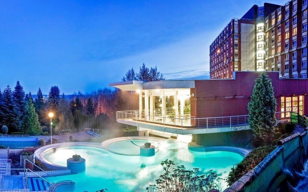 Zažite ten najlepší pobyt v Danubius Health Spa Resort Aqua