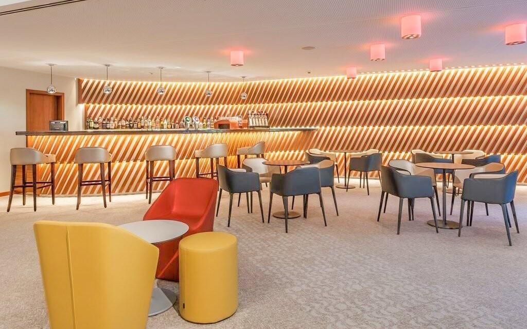 Luxusní interiéry hotelu vás nadchnou