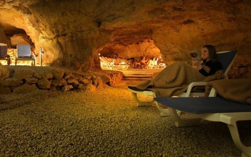 Vyzkoušejte pobyt v léčivé jeskyni