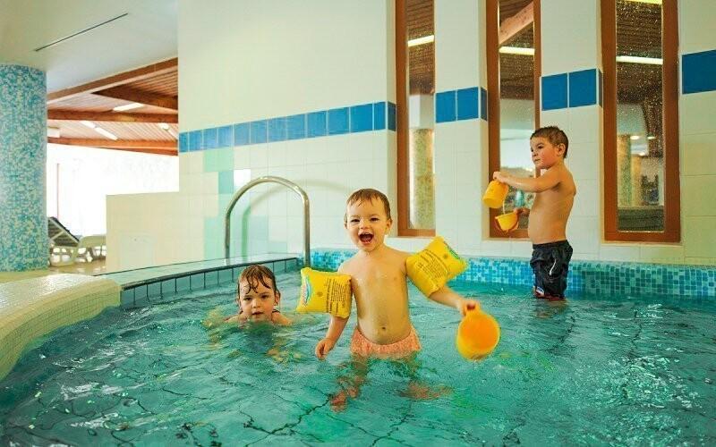 Wellness je vhodné i pro děti