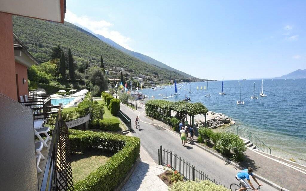 Užijte si dovolenou u Lago di Garda