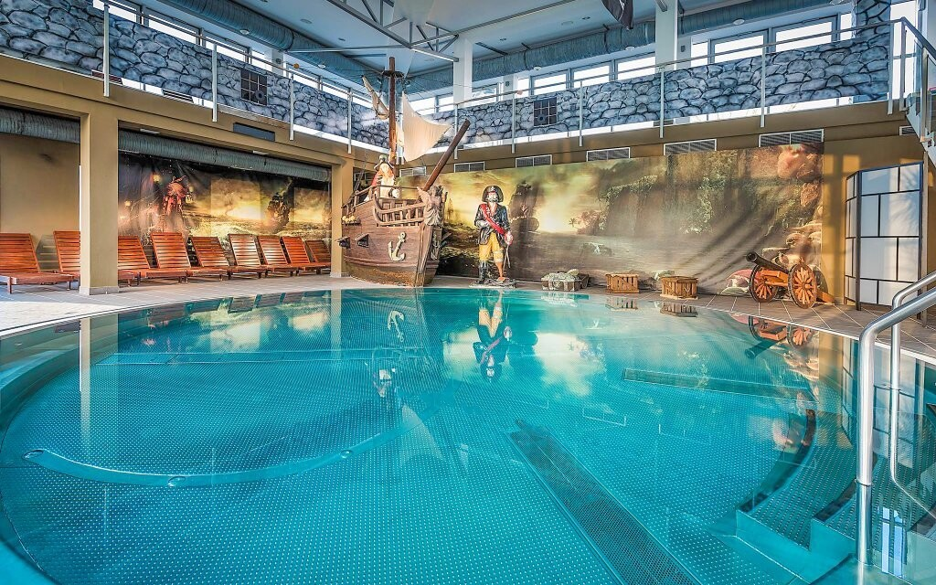 Perfektní podzim vás čeká ve Spa & Aquaparku