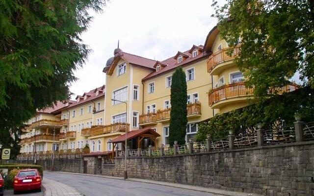 Lázeňský léčebný dům Praha nabízí spoustu služeb