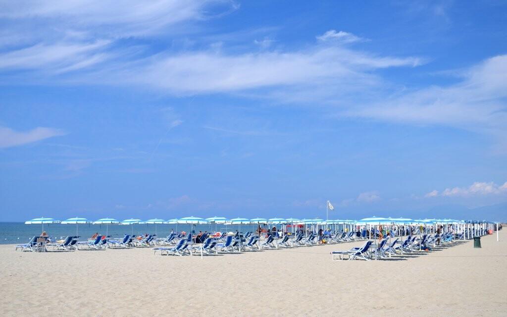 Užijte si slunné pláže u Rimini
