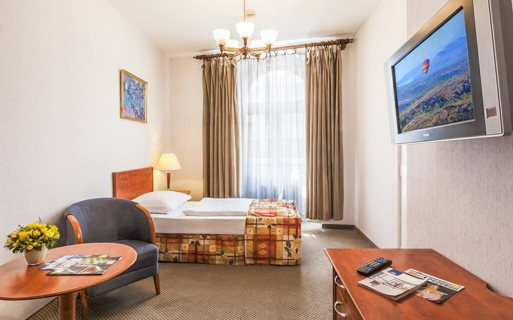 Ubytovaní budete v pohodlných izbách Standard