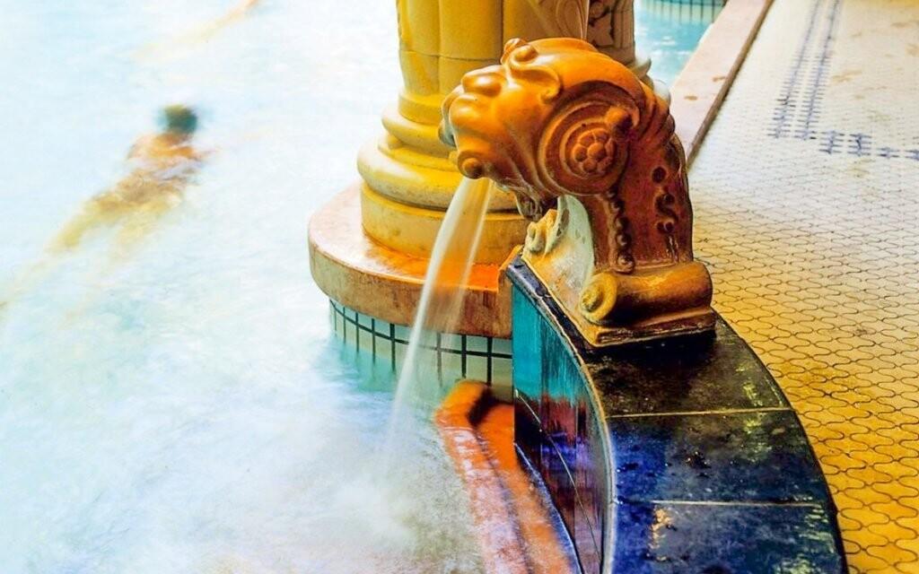 Vychutnajte si úchvatné prostredie kúpeľov Gellért