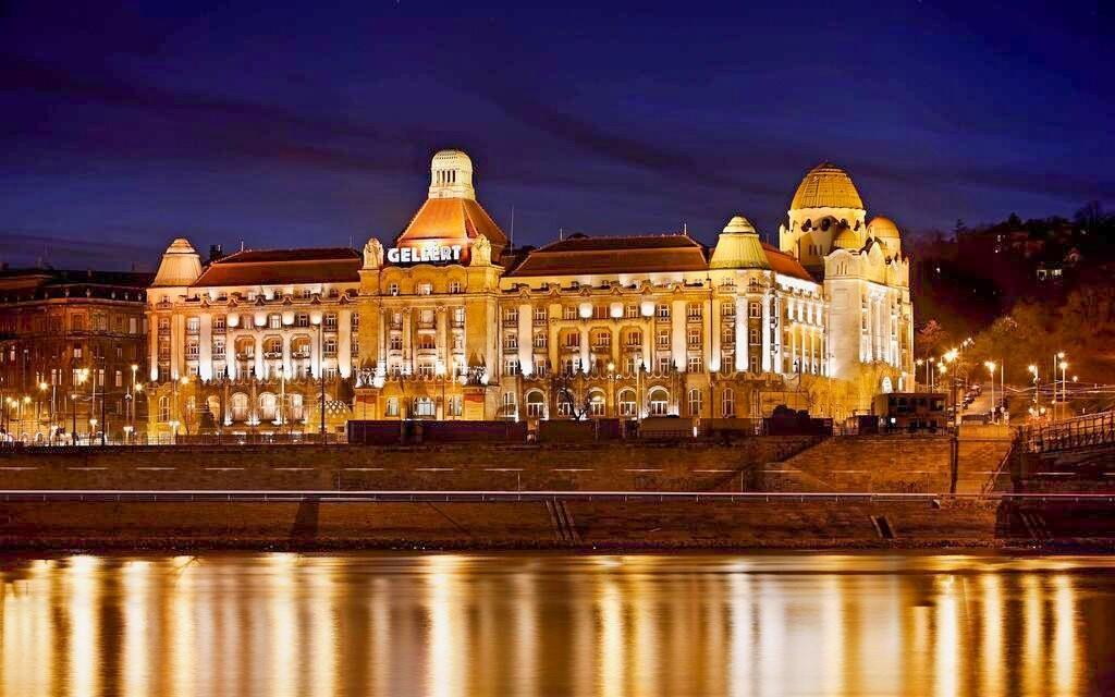 Danubius Hotel Gellért **** sídlí v secesní budově