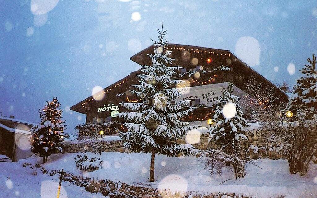 Hotel Villa Eden *** leží v srdci italských Dolomitů