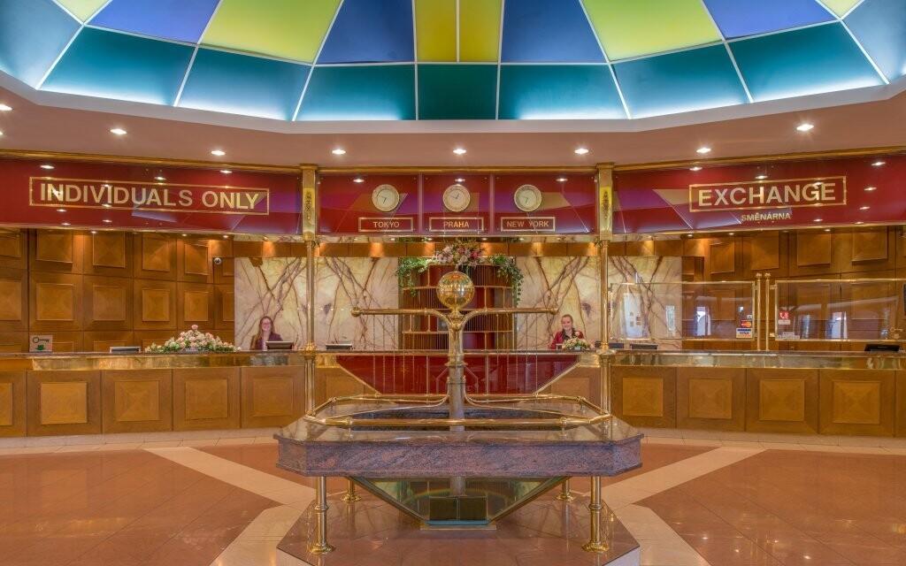 Interiéry hotela vás očaria moderným umením