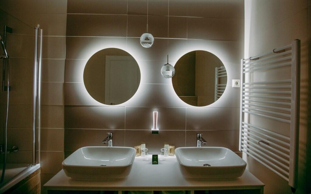 Budete mít vlastní moderní koupelnu
