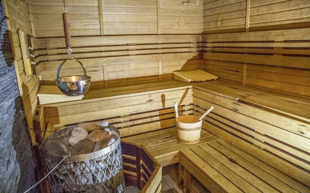 Čeká vás také hodina sauny