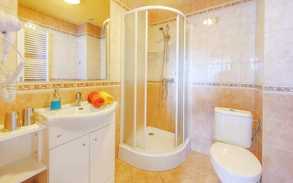 Čistá koupelna je samozřejmostí