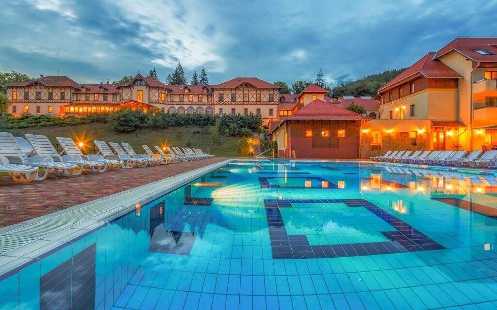 Erzsébet Park Hotel *** Superior Maďarsko