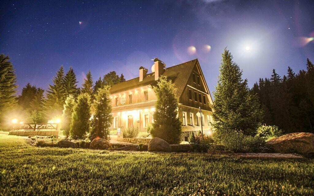 Hotel Perla Jizery *** leží v Jizerských horách