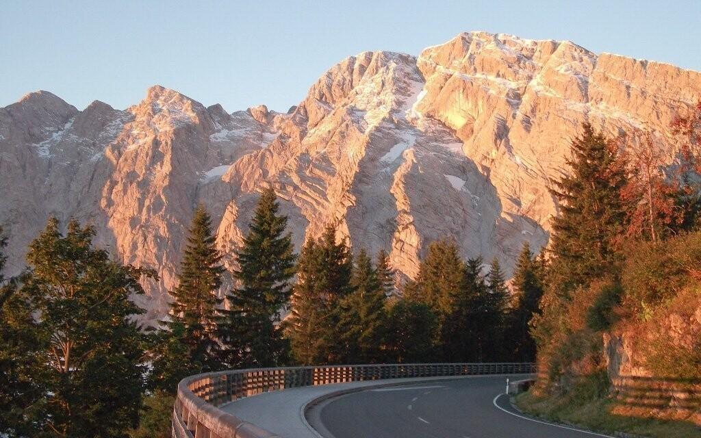 Krásné hory uvidíte už při příjezdu