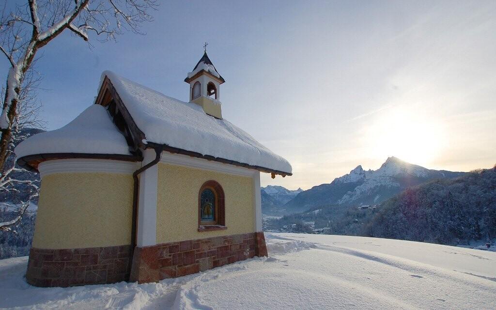 Užijte si všudypřítomná alpská panoramata