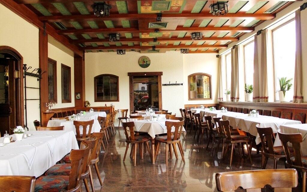 V restauraci ochutnáte bavorskou kuchyni