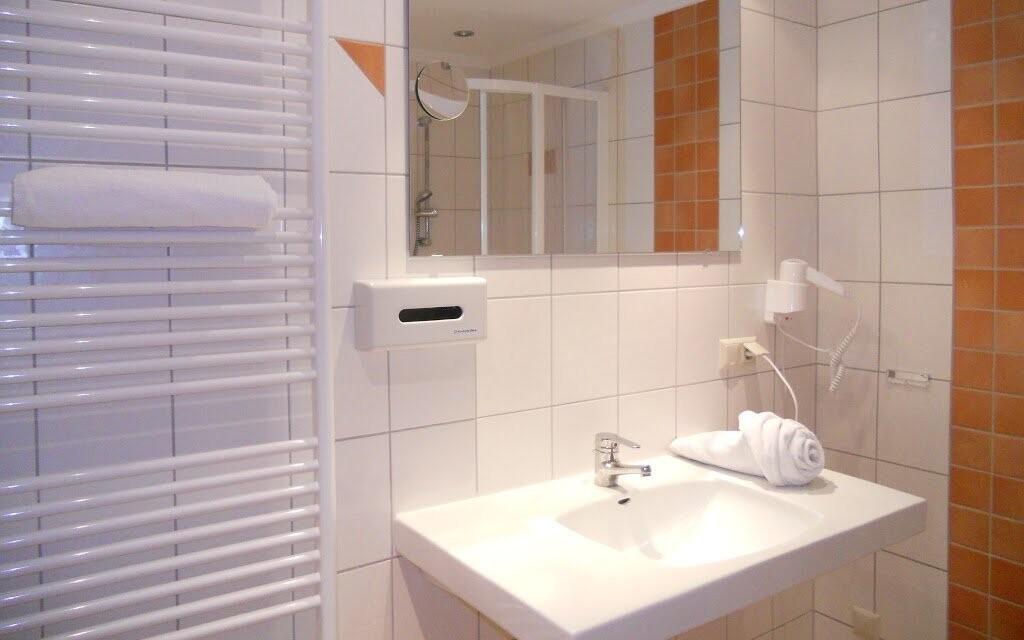 K dispozici budete mít i vlastní koupelnu