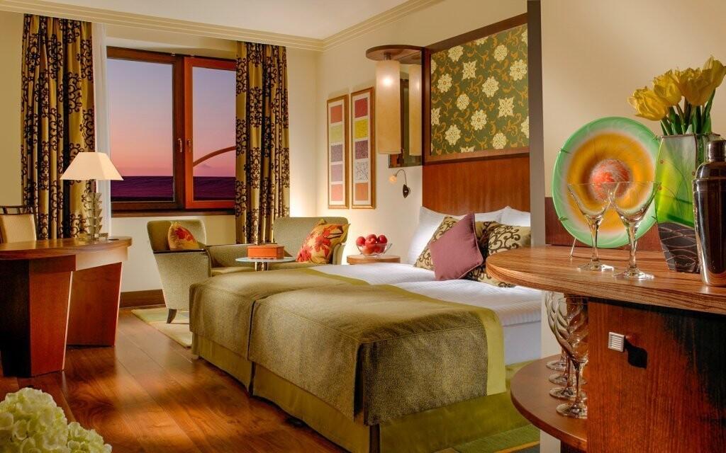 Nádherné pokoje, Hotel Savannah **** Znojmo