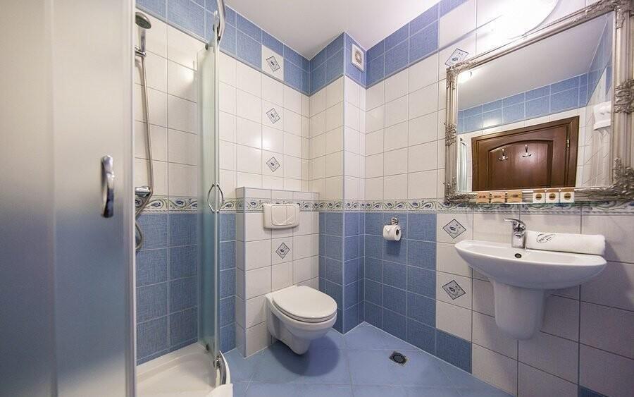 Čakajú vás čisté vybavené izby aj príjemný personál