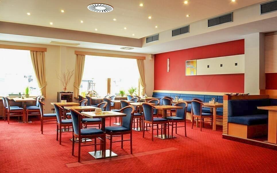 Restaurace, polopenze, Hotel Slovan, Jeseníky
