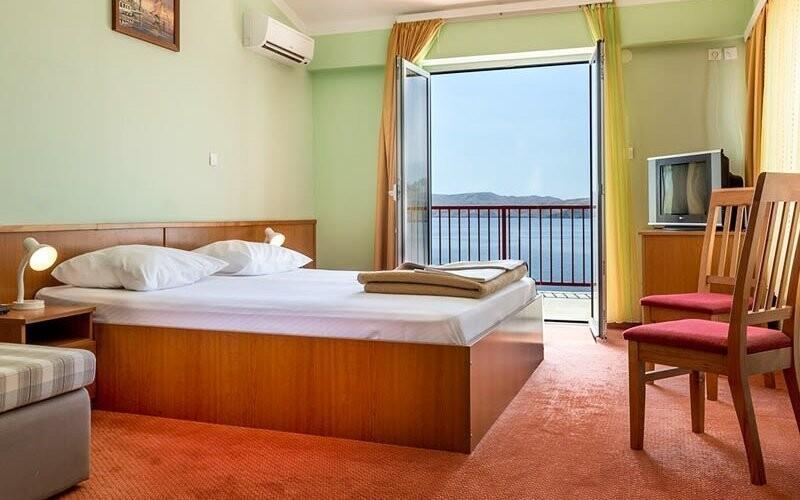Izby majú možnosť až dvoch prísteliek a balkóna