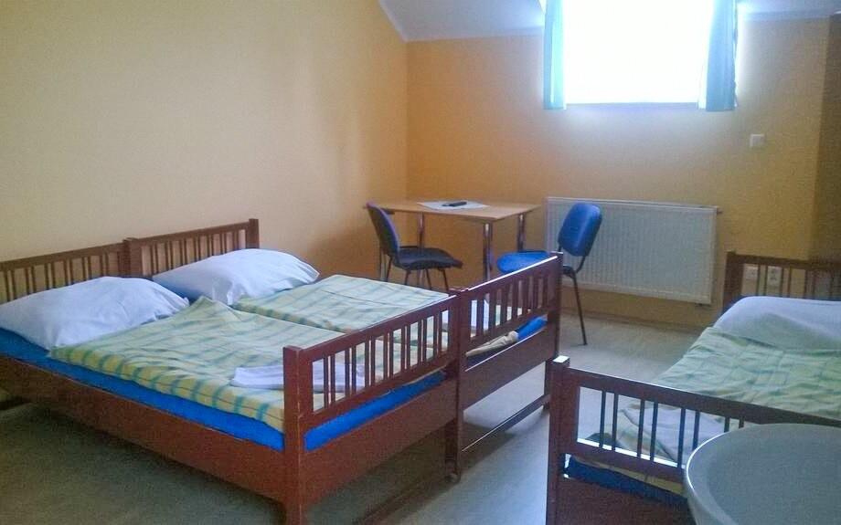 Ubytováni budete v pokojích