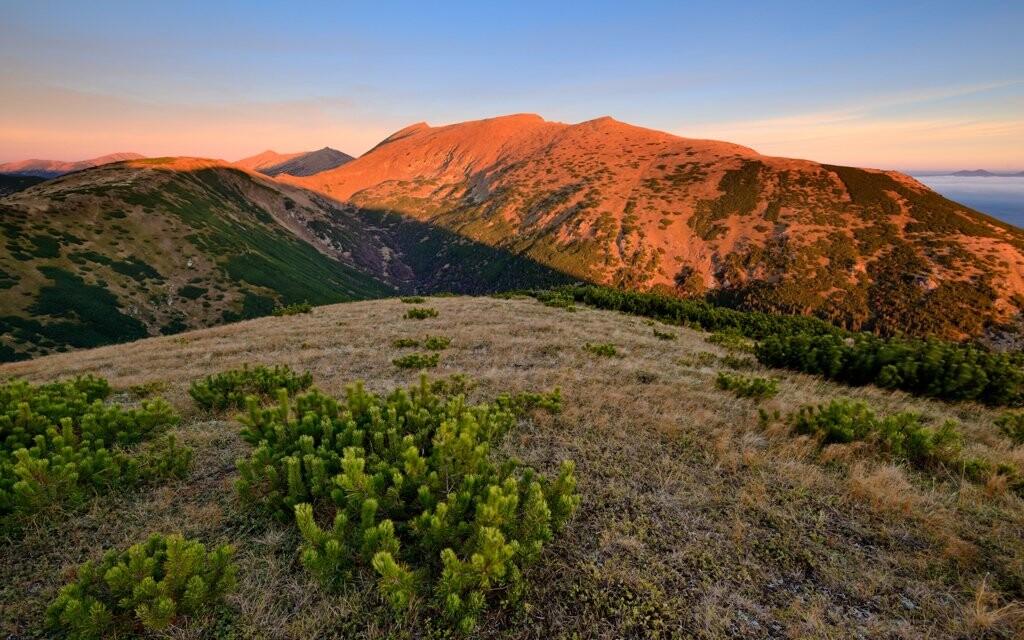 Príroda, Nízké Tatry, Slovensko