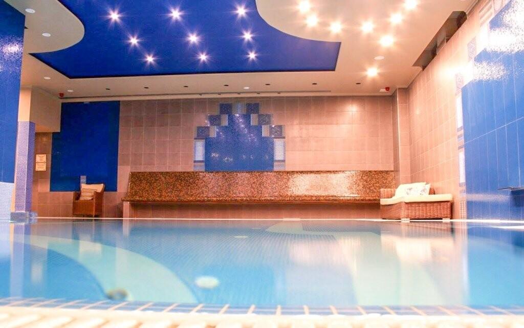 Wellness Hotel Golden Ball Club **** Györ Maďarsko