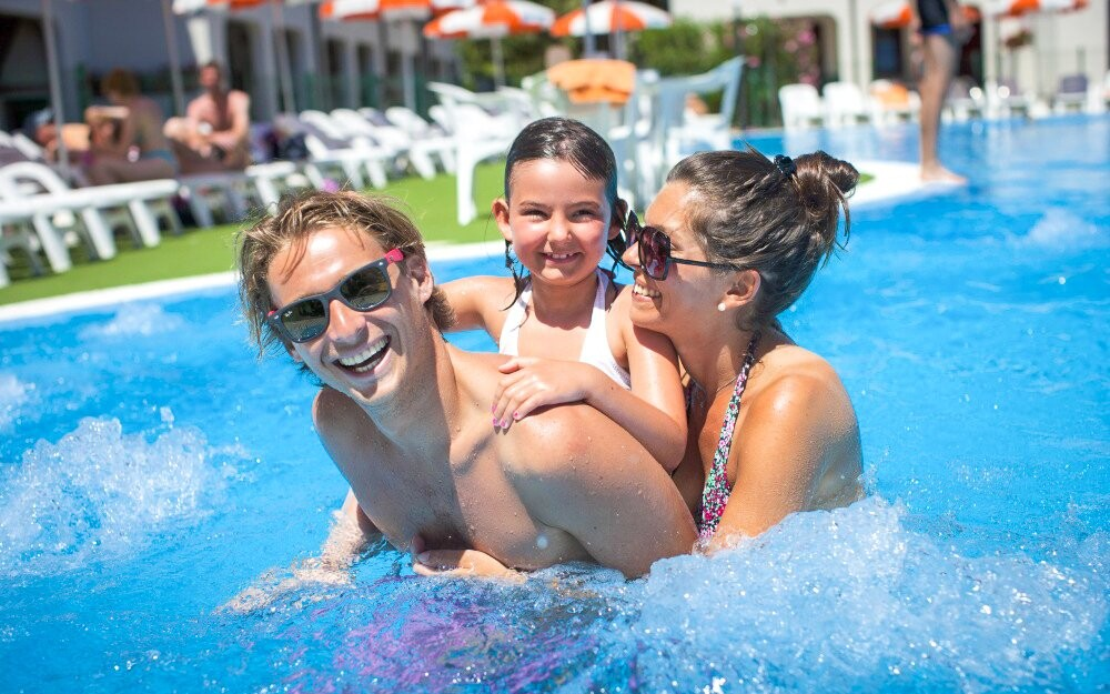 Ideální dovolená pro rodiny s dětmi