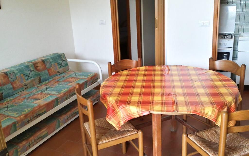 Ubytováni budete v apartmánech pro 6 osob