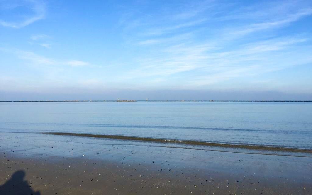 K pláži jsou to jen 2 minuty chůze
