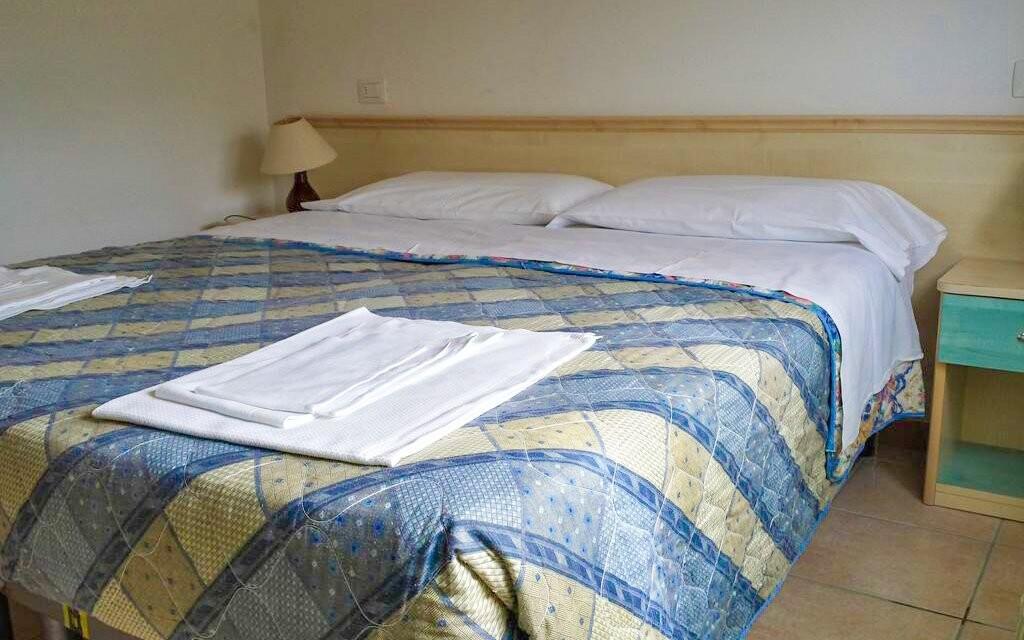 Ubytování je vhodné i pro 6 osob