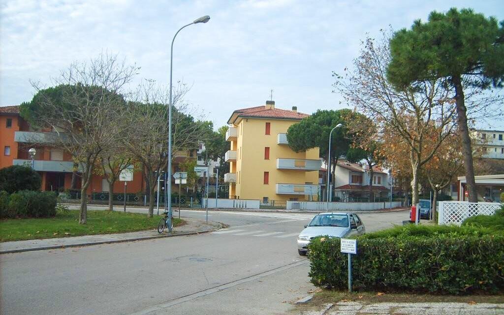 Residence Amanda se nachází v letovisku Lido Adriano
