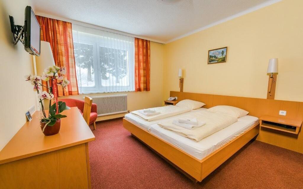 Ubytování vás čeká v pokojích Classic