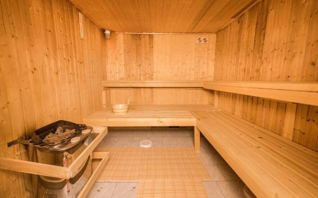 Voľný vstup máte i do fínskej sauny