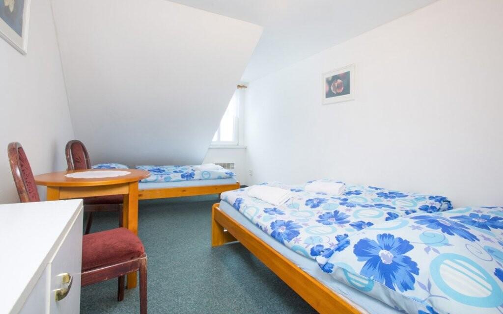 Ubytovanie je vhodné aj pre rodiny s deťmi