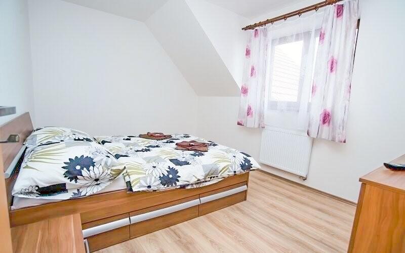 Ubytováni budete v elegantních pokojích