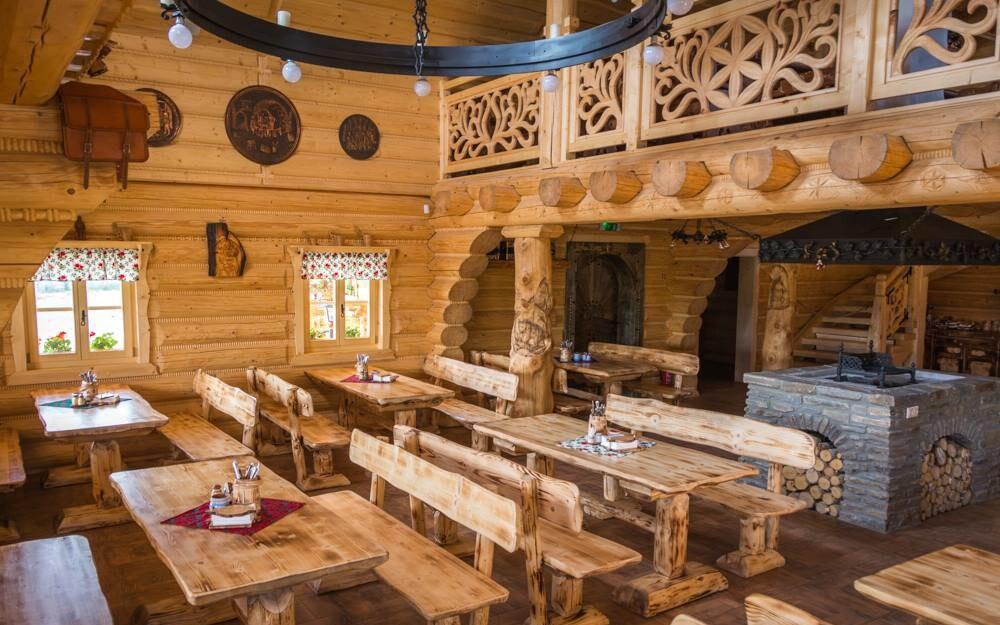 V tradiční restauraci si pochutnáte na domácí kuchyni