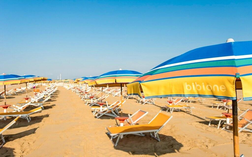 Hotel Villa del Mar *** má pre hostí súkromnú pláž