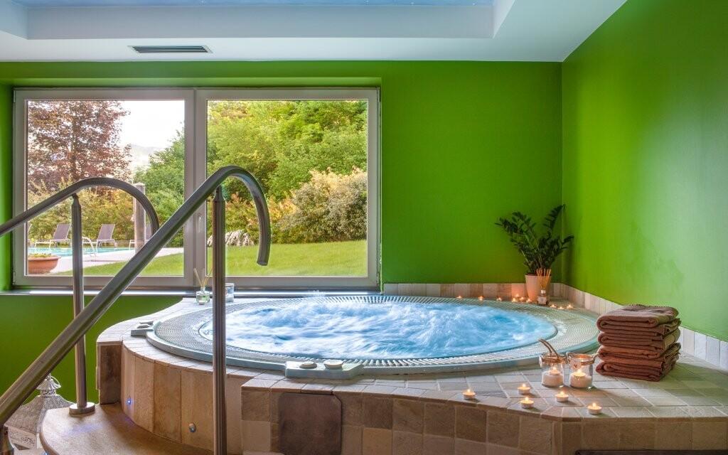 Hotelové wellness nabízí další možnosti relaxace