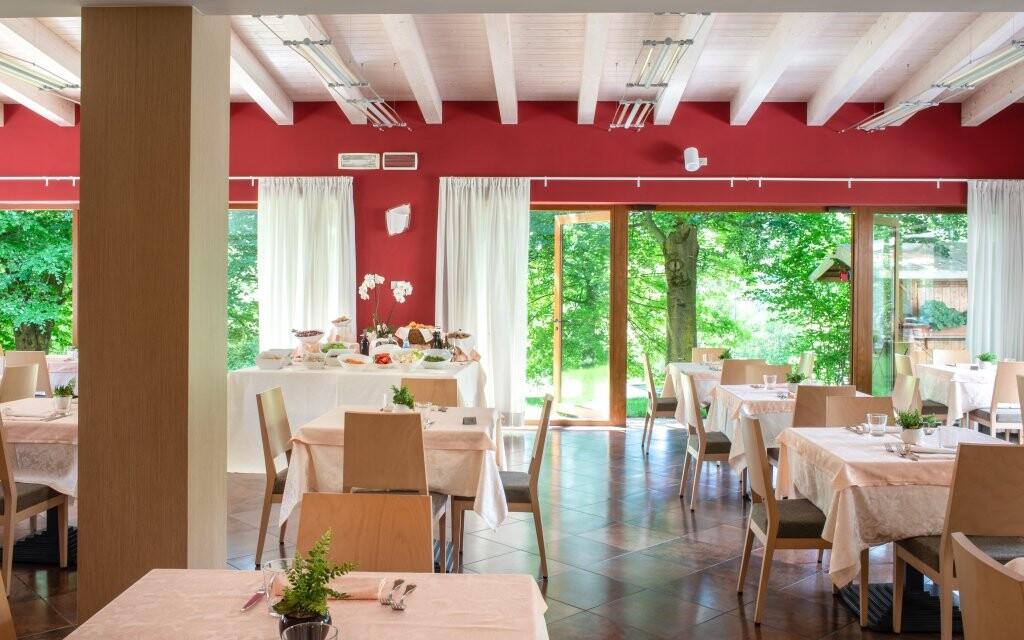 V restauraci ochutnáte italskou kuchyni