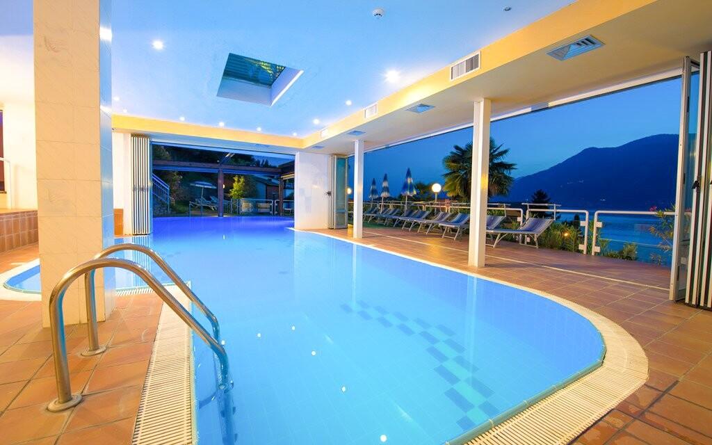 K dispozici je vám hotelový bazén