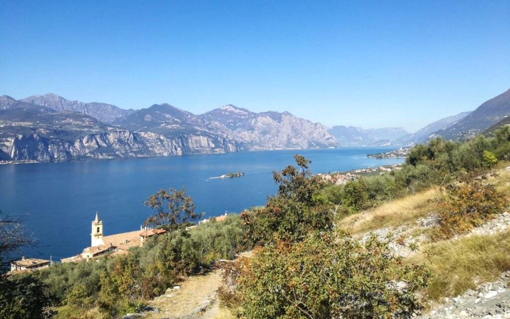 Lago di Garda je okouzlující