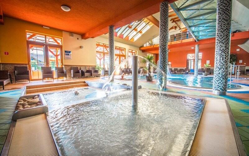 Aquapark Bešeňová je skvělé místo pro rodiny